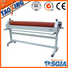 TSS1100 simple manual cold laminating machine