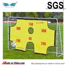High Quality Outdoor Regulation Soccer Goal Set (ES-SG002)