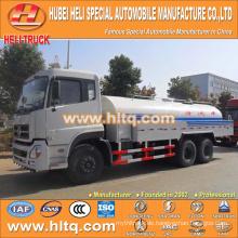 NEUE DONGFENG DFL 6x4 18000L Hochdruckreinigungswagen 260hp cummins Motor