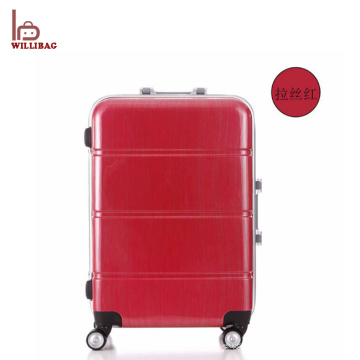 Hard Case Reisetaschen Gepäck Aluminium Koffer Gepäck
