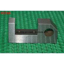 CNC-Drehmaschine bearbeitet Teil mit Sandstrahlbearbeitung Teil Wärmebehandlung