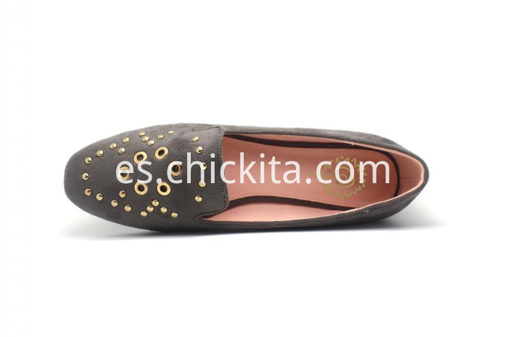 Classic Heat Seal Shoes Pointed Toe Flats