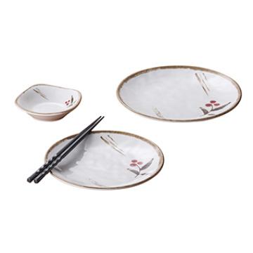 """100% 4""""Melamine Tableware/Melamine Plate/Dinner Plate (JB075-04)"""