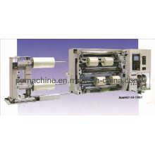 Máquina de corte e rebobinação de alta velocidade da série HBTM- (600m / min)