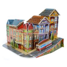 Quebra-cabeça 3D High Street
