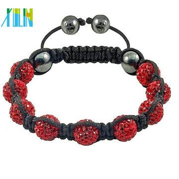 pulseira de shamballa de moda yiwu XLSBL031