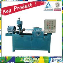 Máquina de pulir automática de utensilios de aluminio