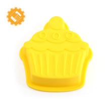 Molde engraçado do bolo do silicone do tampão do rei das ferramentas do bakeware da alta qualidade
