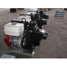 Self Priming Pump with Gas Engine Made in China