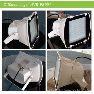 10 vatios LED solar powered luces de inundación, signo solar exterior y cartelera luces-JR-PB005