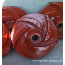 EPDM Impeller for Sewage Pump