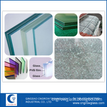 Double Glazed Tempered &Laminated Glass Safety Glass