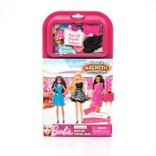 Barbie Dress Up Magnetische Aktivität Spaß
