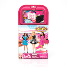 Barbie Dress Up Magnetic Activity Fun