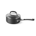 Aluminum Saucepan with Glass Lid