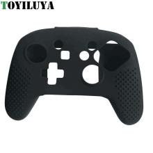 Funda protectora de piel antideslizante de silicona para Nintendo Switch Pro Bolsa de controlador para Nintendo Switch Game Pad Controller Shell