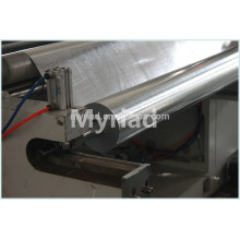 Aluminum Foil Woven Fabric,foil laminated with aluminum foil,Reflective And Silver Roofing Material Foil Faced Lamination