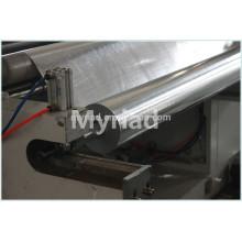 Folha de alumínio Tecido, folha laminada com folha de alumínio, Material de cobertura reflexiva e de prata Laminação revestida de folha