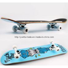 Профессиональный скейтборд с сертификацией En 13613 (YV-3108-3)