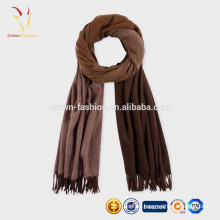 High Quality Wool Woven Winter Scarf Customise 2017
