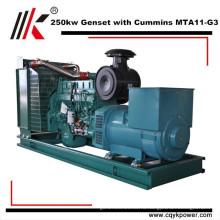 250квт электродвигатель с водяным охлаждением портативный Молчком генератор двигатель стирлинга и названия частей генератора для продажи в Индии