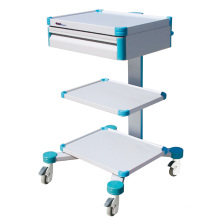 Hospital Steel Detachable Instrument Trolley