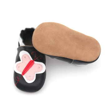 Kulit Loafers Custom Baby Soft Leather Shoes
