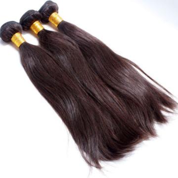 Extensões dobro do cabelo da trama da máquina, produto quente do hairpiece 2015 de Brasil