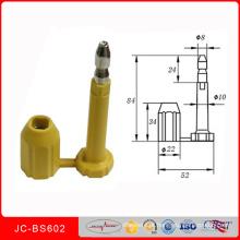 Jcbs-602 alta segurança selos recipiente parafuso Seal