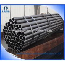 Tuyau en acier MS et tube en plusieurs diamètres et épaisseurs