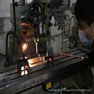 Fabrication de moule die casting magnésium en précision