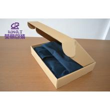 Impression de boîtes d'emballage de vêtements sur mesure bon marché