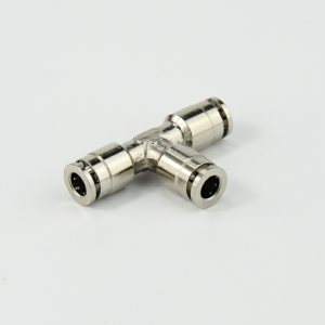 Air-Fluid  Slip Lock Push in Tee Fittings.