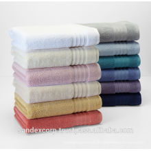 Handtücher aus Mikrobaumwolle
