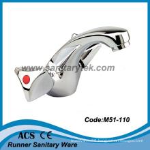 Double Handle Basin Faucet Mixer (M51-110)