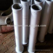 Tubo de entrega da bomba de Concreto Sany ST52 (tubo tremie) DN125 3000mm