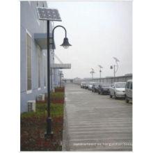 Luz solar del jardín del alto brillo 7W LED con CE y RoHS