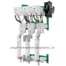 Commutateur de rupture de charge de commutateur de combinaison de fusible de la série 24kv-Yfn18-24r