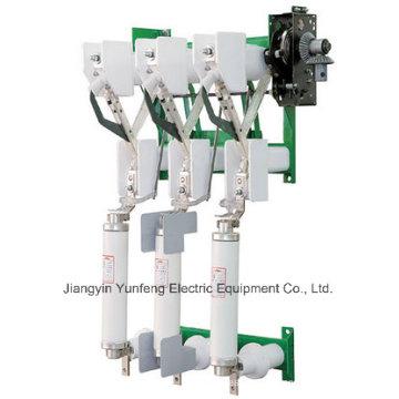 Yfn18-24kv serie interior de alto voltaje de CA interruptor de rotura de carga