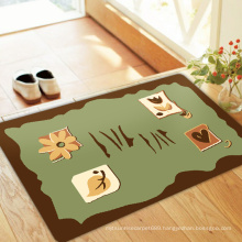 Indoor Dust Control Door Mat