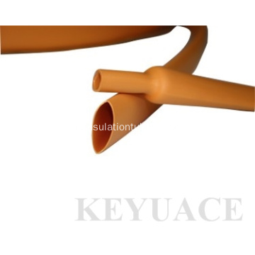 Orange Insulation Heat Shrink Tubing