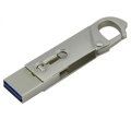OTG Metal Hook Swivel Usb Memory Stick