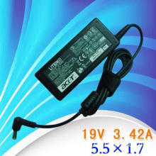 high Quality for Acer 19V 3.42A Laptop Power Adaptor 65W