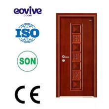 Billige bündig kommerziellen Tür mit hoher Qualität