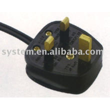 UK Power Plug,Power Cord Assembly