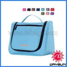 Travel wash bag large capacity cosmetic bag hanging toilet bag