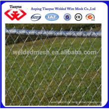 China größte Kette Link Zaun Fabrik
