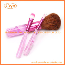 2014 Hot Custom Acrylic Makeup Brush Set