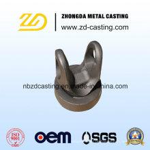 Kundengebundener Kohlenstoffstahl durch das Stempeln für Metallurgie-Castings