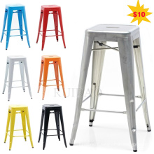 Wholesale Industrial Antique Cast Iron Stool for Bar